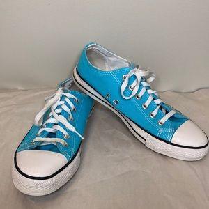 "CONVERSE blue unisex  ""All Star"" classic sneaker"